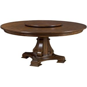Portolone Stellia 72 inch Pedestal Table