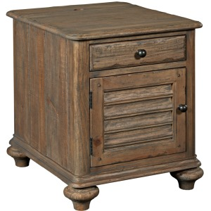 Weatherford Weatherford Chairside Table - Heather