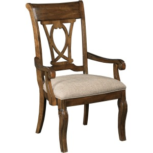 Harp Back Arm Chair