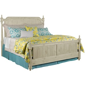 Weatherford Westland Bed - King - Cornsilk