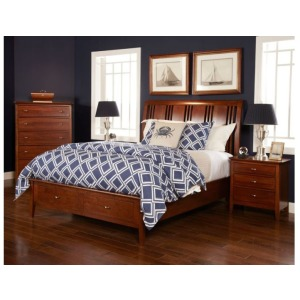 Cherry Park Collection Bedroom Set