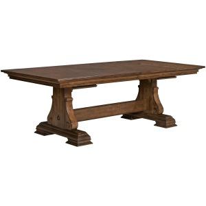 Portolone Carusso Trestle Table