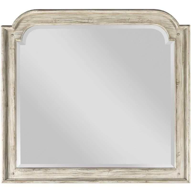 Weatherford Westland Mirror - Cornsilk