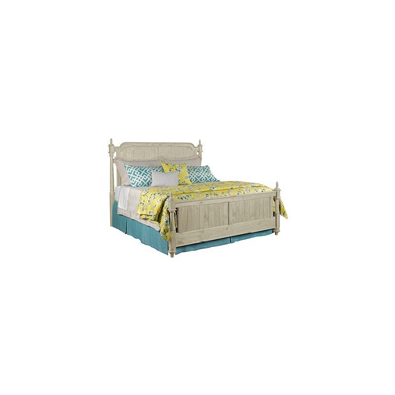 Westland Bed - Queen - Cornsilk