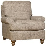 One Chair & Ottoman Medium