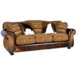 Santana Leather Sofa