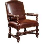 Shonnard Leather Chair