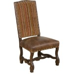 Wallace Leather/Fabric Chair