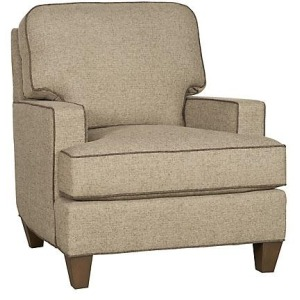 One Chair & Ottoman Medium