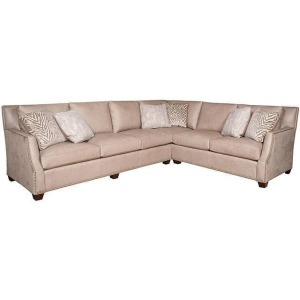 HM 2300 2PC Sectional