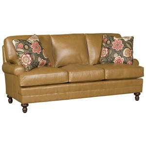 Kelly Leather Sofa