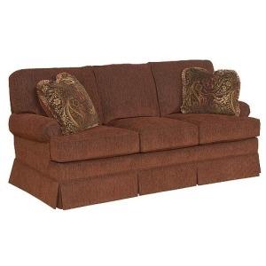 Audrey Skirted Sofa