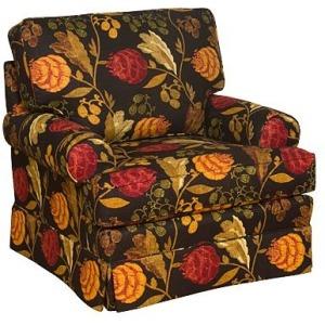 Chatham Swivel Chair & Ottoman