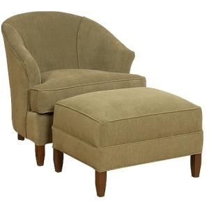 Cassandra Fabric Chair