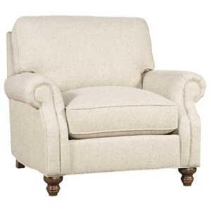 One Chair & Ottoman Large