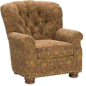 Oscar Fabric Chair