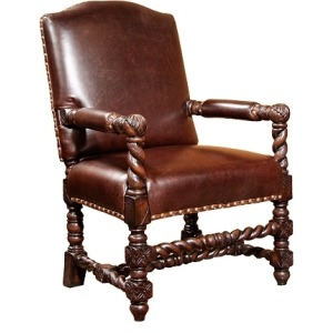 Shonnard Leather Chair