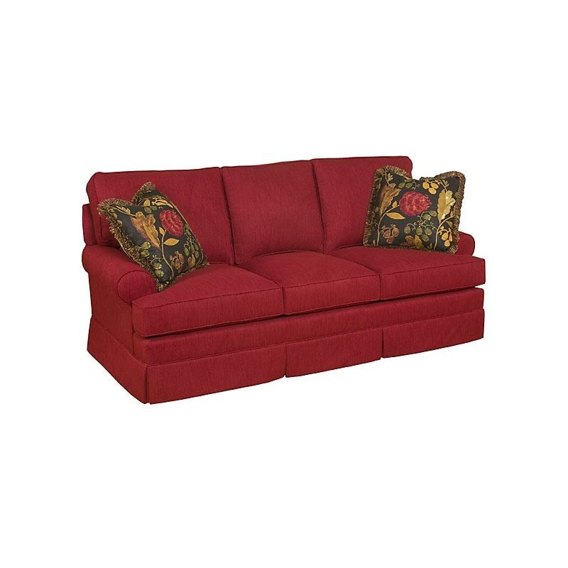 Peachy Chatham Fabric Sofa By Hickory Manor 5900 Sls F Willis Inzonedesignstudio Interior Chair Design Inzonedesignstudiocom