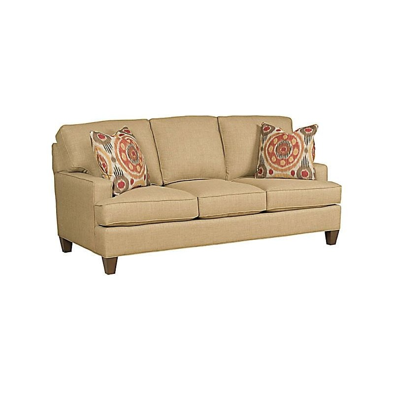 Excellent Chatham Fabric Sofa By Hickory Manor 5900 Tlm F Willis Creativecarmelina Interior Chair Design Creativecarmelinacom