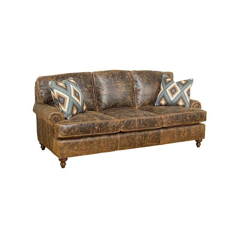 Excellent Chatham Leather Sofa By Hickory Manor 5900 Pat L Willis Inzonedesignstudio Interior Chair Design Inzonedesignstudiocom