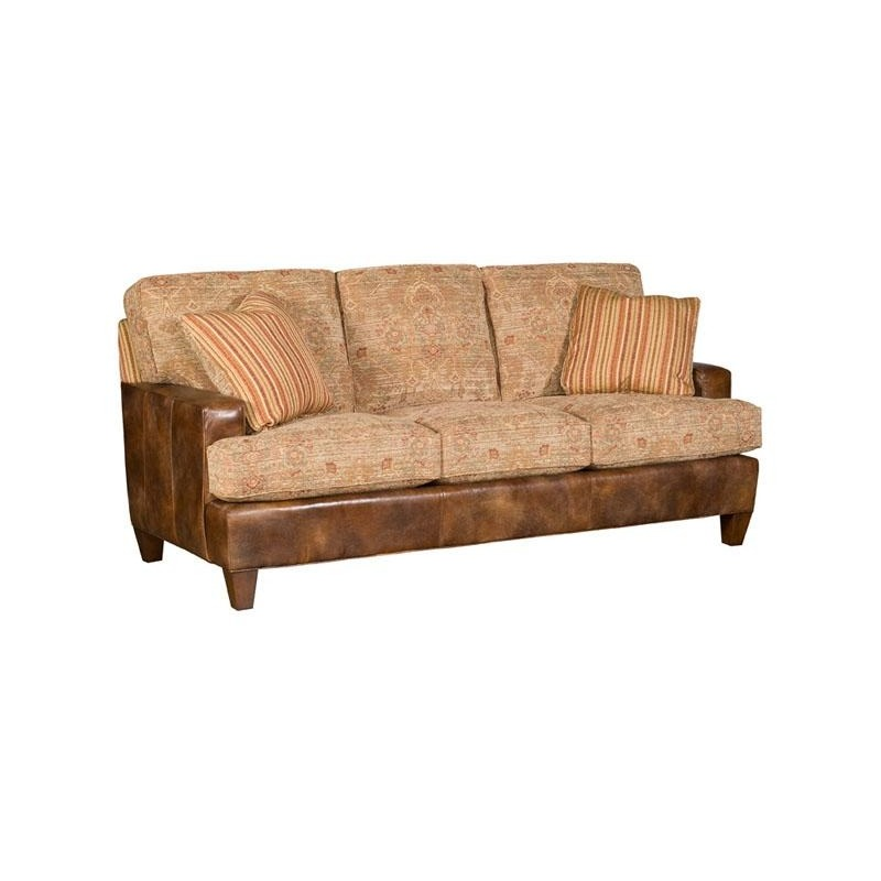 Swell Chatham Leather Fabric Sofa By Hickory Manor 5900 Tlm Lf Inzonedesignstudio Interior Chair Design Inzonedesignstudiocom