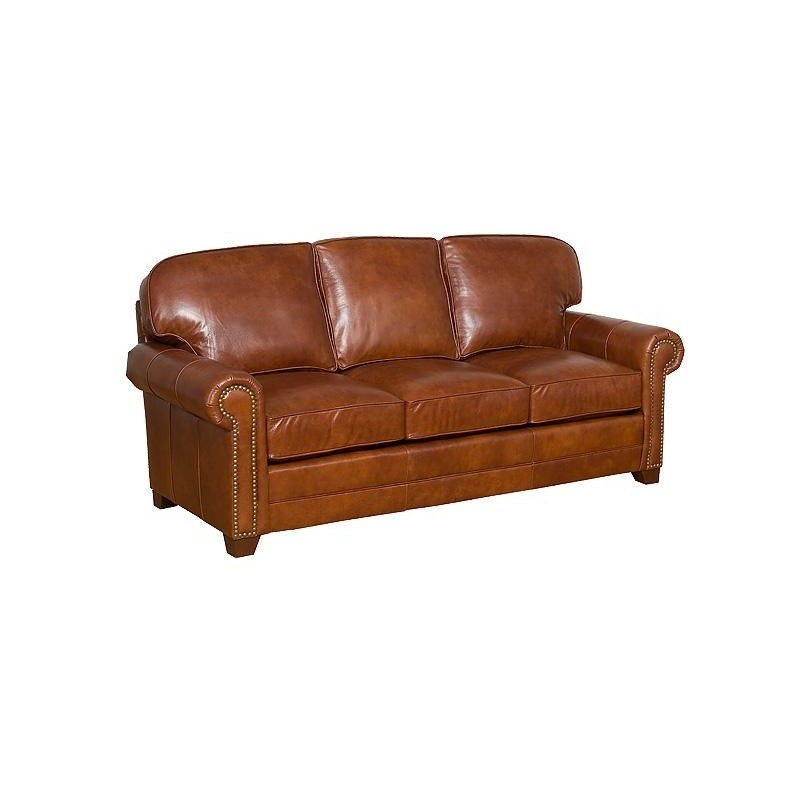 Bentley Leather Sofa