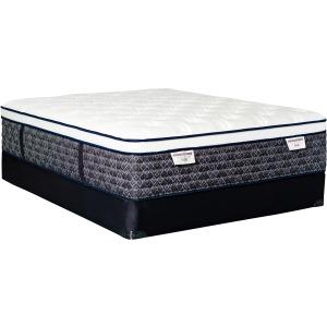 Sleep to Live 7000 Eurotop Blue Blue Mattress