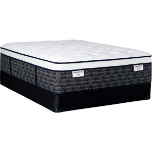 Sleep to Live 9000 Eurotop Red Red Mattress