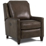 Atwell II Leather Pressback Recliner