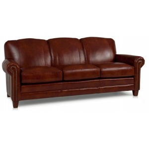 Wentworth Leather Sofa
