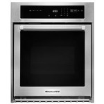"""24"""" Single Wall Oven with True Convection"""