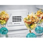 22 7 Cu Ft Counter Depth Side By Side Refrigerator With