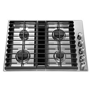 "30"" 4 Burner Gas Downdraft Cooktop"