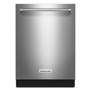 46 DBA Dishwasher with Bottle Wash Option and PrintShield™ Finish