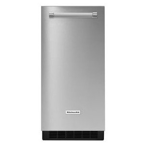 KitchenAid® 15'' Automatic Ice Maker with PrintShield™ Finish