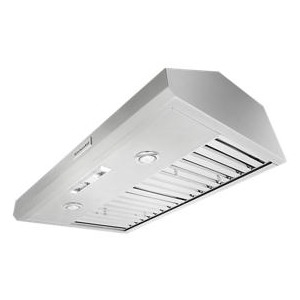 """36"""" 585-1170 CFM Motor Class Commercial-Style Under-Cabinet Range Hood System"""