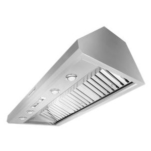 48'' 585-1170 CFM Motor Class Commercial-Style Wall-Mount Canopy Range Hood