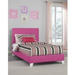 Twin Pink Headboard
