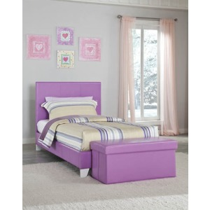 Savannah Twin Lavender Headboard