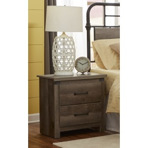 Gambrel Nightstand