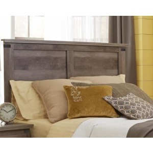 Gambrel Twin Panel Headboard