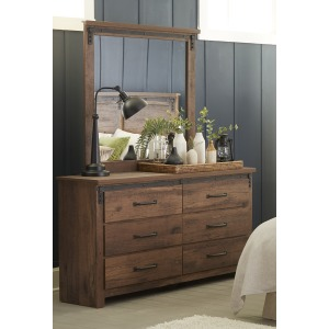 Cheyenne Dresser with Mirror