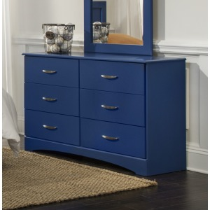 Royal Blue Dresser
