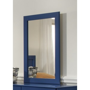 Royal Blue Mirror