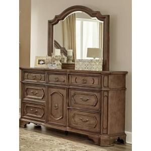 Ballard Park Dresser with Mirror