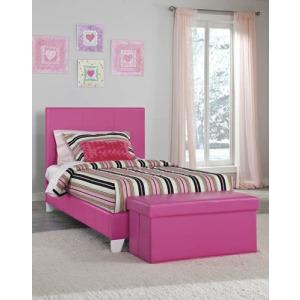 Savannah Full Pink Headboard