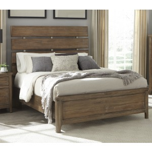 Harper Falls Hacienda King Panel Bed