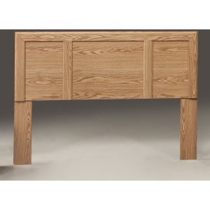 Oak Twin Headboard