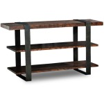 Timber Forge Sofa Table