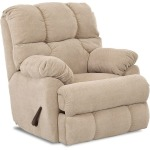 Rugby Reclining Rocking Chair